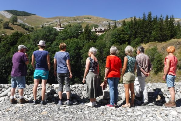 stage carnets de voyage montagne Blandine