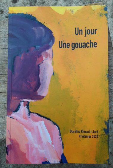 livre gouache Blandine